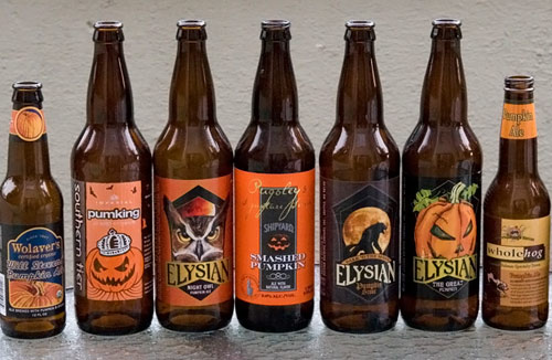 pumpkin brews